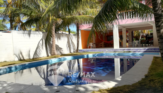 EL AMATAL BEACH HOUSE FOR SALE