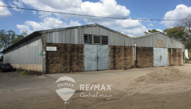 WAREHOUSE FOR SALE IN MONTEMAR
