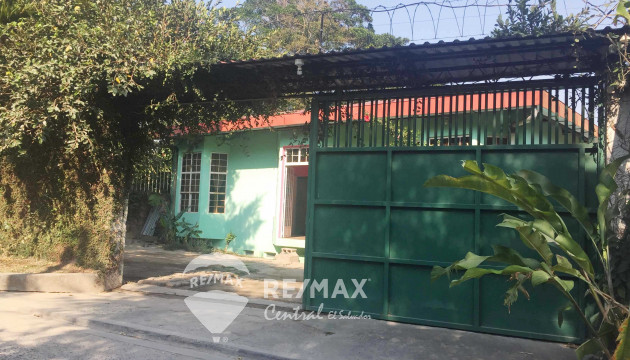 LARGE HOUSE FOR SALE IN COLONIA MONTERREY IN PLANES DE RENDEROS