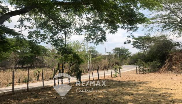 Land for sale km 98 Metapán City